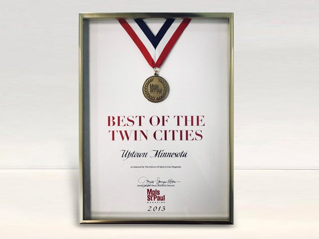 MSP Magazine's 2013 Airport Store of the Year – Uptown MN