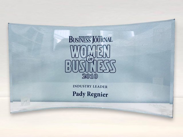 Minneapolis St. Paul Business Journal – Women in Business 2010 Industry Leader
