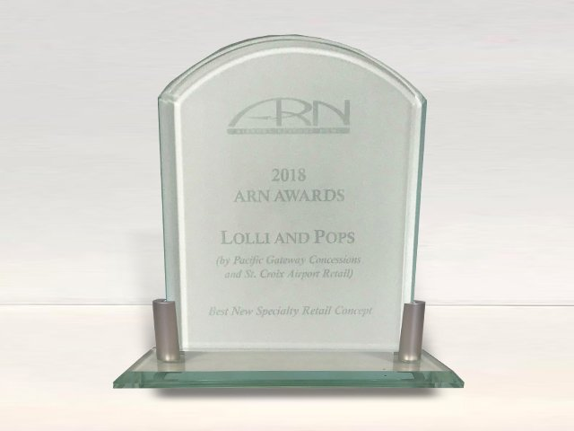 ARN's 2018 Best New Specialty Concept - Lolli and Pops