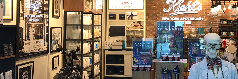 Kiehl S Airport Retail Group Llc